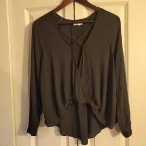 Urban Outfitters Silent and Noice Black shirt